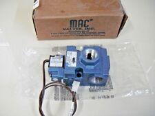 MAC 56C-77-871BA Valve + 130B-871BAAA Solenoid 24VDC