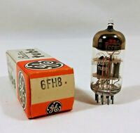 Vintage GE Electronic Vacuum Tube 6FH8 NEW Television Radio Repair Tested
