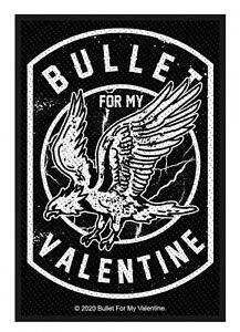 BULLET FOR MY VALENTINE - Patch Aufnäher Eagle 7x10cm