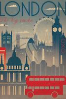 London England fridge magnet travel souvenir Fridge Magnet