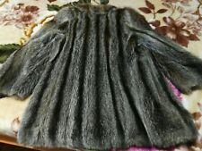 Pelliccia di autentica volpe argentata  giovanile firmata da Emmefur