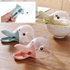 Pet Food Spoon Clip Dog Bowl Cat Puppy Food Snack Measuring Cup Bag Sealingh3