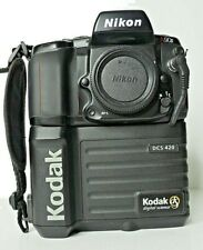 RARE KODAK DCS-420C With Nikon N90S Body, Manual, Software, Strap, Excellent