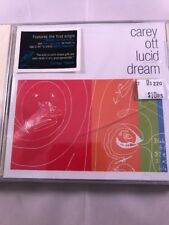 Lucid Dream * by Carey Ott (CD, Jan-2007, Dualtone Music)