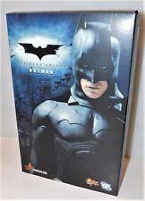 HOT TOYS MMS67 BATMAN Dark Knight Original Costume (BEGINS) 12 In. NEW SEALED