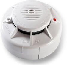 10x Set Mini-Rauchmelder 10-Jahre Inkl. Lithium Batterie DIN EN14604 10-Stück