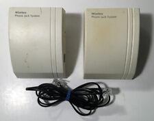RCA Wireless Phone Jack System Base & Extension Unit RC926 / D916