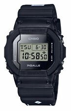 Casio G-shock X Pigalle Collaboration Limied Edition Black Unisex DW5600PGB-1