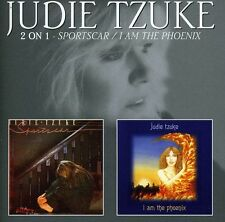 Judie Tzuke - Sportcar / I Am the Phoenix [New CD]