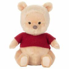 TAKARA TOMY Disney Plush Christopher Robin Movie Winnie the Pooh 2S Size 17cm