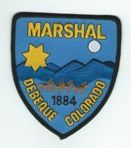 COLORADO - Debeque Marshal patch