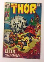 MIGHTY THOR #173 ~ 1970 Marvel Comics - Ulik! Jack Kirby!Loki! Balder! Stan Lee!