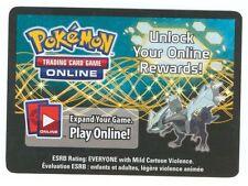 x1 Pokemon Unused Code ONLINE REWARDS Black Kyurem EX - C08