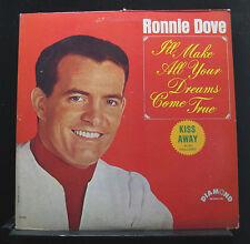 Ronnie Dove - I'll Make All Your Dreams Come True LP VG+ D-5004 USA Vinyl Record