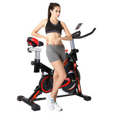 Indoor Sport Bike With Shock Absorption System Stationary Professional Exercise