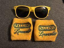 Pallini Limoncello Sunglasses And Sweat Bands Wrist Bands