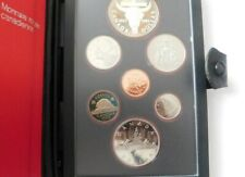 1982 Proof Silver set from the Royal Canadian |Mint