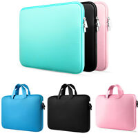 """11.6""""-15.6"""" Notebook Laptop Sleeve Case Bag Cover Fit For MacBook Air Pro Retina"""