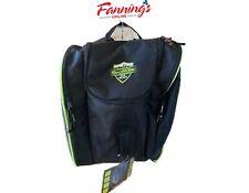 New Sportube Wanderer Ski Boot Bag Green / Black Skiing  air line compliant