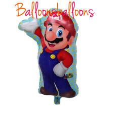 """Super Mario 28"""" Balloon Party Theme Birthday"""