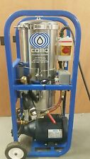 Como C1003 Compact Oil Filtration/Oil Transfer Cart with tubular cage