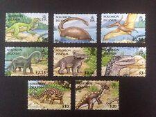 Solomon Islands 2006 Dinosaurs Set SG 1194-1201 Fine Used