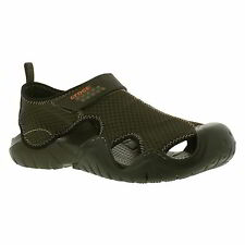 Crocs Textile Sandals & Beach Shoes for Men