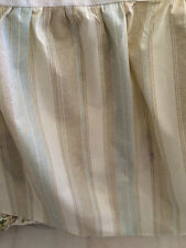 Bedskirt Striped 100% Cotton Bedding Sets & Duvet Covers