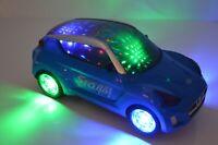 Sportwagen Spielzeug Selbstfahrend Auto 3D LED Elektrisches Kinder Toy