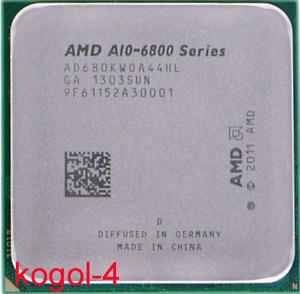 AMD A10-6800k CPU quad-core 4.1ghz socket fm2 CPU processor