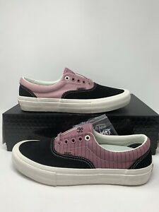 "VN0A45JAUZD1 Vans Era Pro ""Lizzie Armanto"" Black Pink Men Shoes Size 7.5 Women 9"