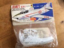 Vintage Airfix Bagged Kit Fiat G91 Centre Stripe