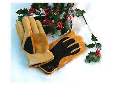 Gold Leaf LADIES Winter Touch Garden Gloves -  RHS endorsed