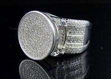 Anelli di bigiotteria oro bianchi Misura anello 7