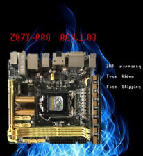 For ASUS Z87I-PRO REV.1.03 motherboard 90MB0H30-M0XCN5 Intel Z87 LGA1150 Core i7
