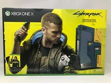 Xbox One X Cyberpunk 2077 1TB Limited Edition Console IN HAND Ships NOW