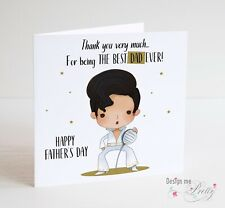 ELVIS PRESLEY Father's Day Card - The King - Thank you very much