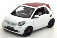 DEALER MODEL B66960289 or B66960290 B66960291 SMART FORTWO CABRIO model car 1:18
