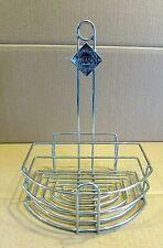 Mcilhenny Tabasco Condiment Holder Stainless Steel Restaurant Table Rack Free Sh