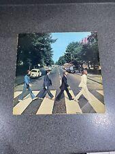 BEATLES-ABBEY ROAD,original German Apple Pressing Vinyl Album,c 062-04 243
