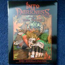 En la oscuridad parte 2 de a este fin Dungeons & Dragons Aventura Módulo