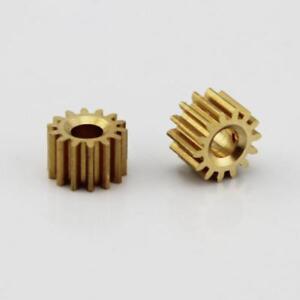 Metal Gear Eisen Zahnrad Spindel Zahnrad Kupfer Zahnrad Rack 0,5 Modul DIY Gear