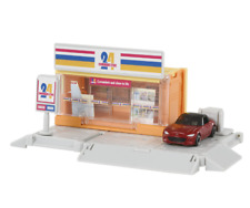 Takara Tomy Tomica Town Build City Shop 24 Convenience Shop , no car included