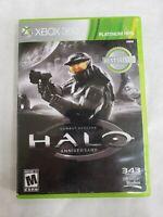 Halo: Combat Evolved -Anniversary Edition (Microsoft Xbox 360, 2011) FREE SHIPPI