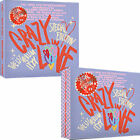 ITZY CRAZY IN LOVE The 1st Album SPECIAL EDITION 2 Ver SET 2CD+2 Photo Book+GIFT