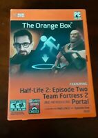 Half-Life 2: Episode Two Team Fortress 2 | The Orange Box disk one two PC DVD