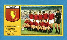 CALCIATORI PANINI 1969-70 - Figurina-Sticker - TORINO SQUADRA -Rec