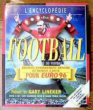 L'ENCYCLOPEDIE DU FOOTBALL dans le monde - 1996 - TTBE