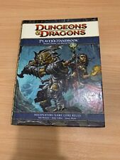 Dungeons And Dragons Player's Handbook by Wizards RPG Team (Hardback, 2008)