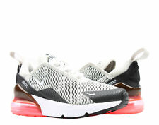 Nike Air Max 270 (PS) Light Bone/White-Blk Little Kids Running Shoes AO2372-002